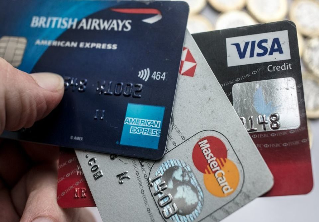 Top 10 Credit Cards in the UK