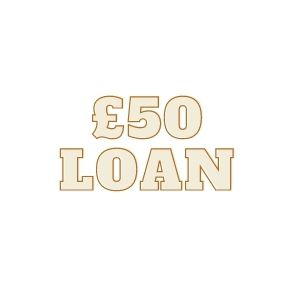 £50 loan paid out in 15 minutes