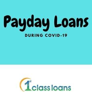 Payday Loans lockdown 2.0